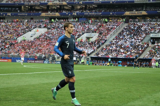 WC Final MVP, Griezmann hails France's multinationals