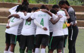 U20WWC: China is our problem, not Germany – Edwin Okon