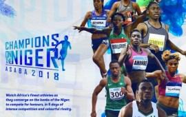 Asaba 2018: Dibaba, African greats in CAA Hall of Fame
