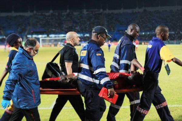 Super Eagles: Medics allay Ajayi's injury fears