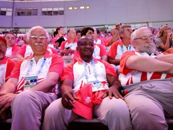 Weightlifting: Experienced officials only for internationals