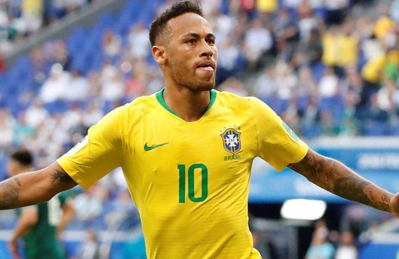 Brazil name Neymar in team to face Super Eagles