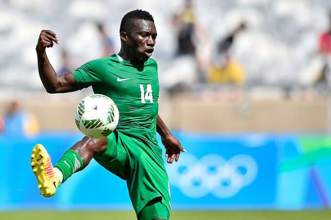 Okechukwu Azubuike explains shock Egyptian move