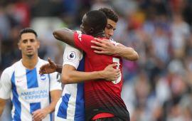 Premier League: Eric Bailly congratulates Leon Balogun