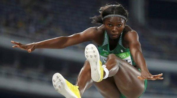 Ese Brume one of Nigeria medal hopefuls for Tokyo Olympics