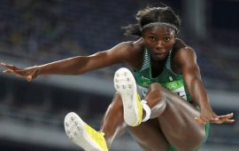 Ese Brume one of Nigeria medal hopefuls for Tokyo Olympics