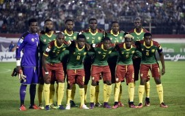 Coach Clarence Seedorf names first Cameroon squad