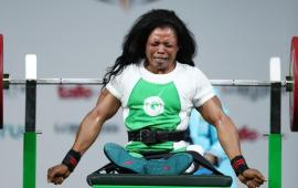 Powerlifting: Esther Oyema leads Africa Championships squad