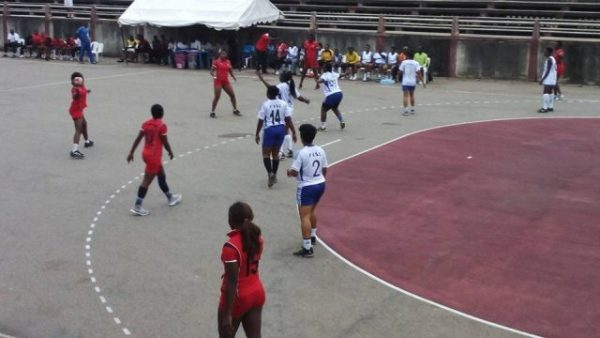 Nigeria female handball U18 players depart for Cote d'Ivoire