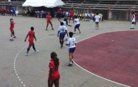 Nigeria female handball U18 players depart for Cote d'Ivoire