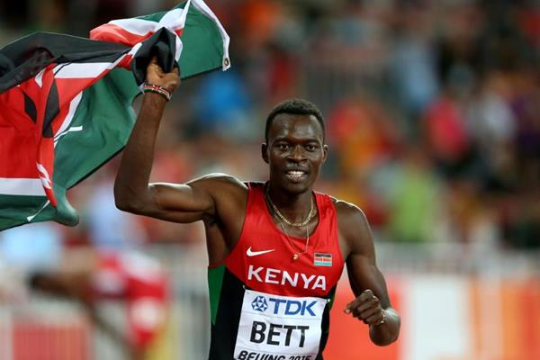 Former World champion Bett dies in car crash