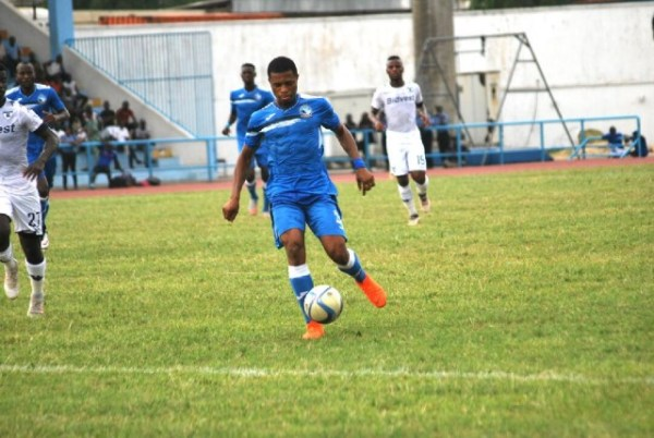 CAFCC: Ikouwem Utin fired up for first Aba appearance