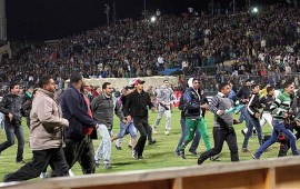 Egypt lifts ban on attending football matches