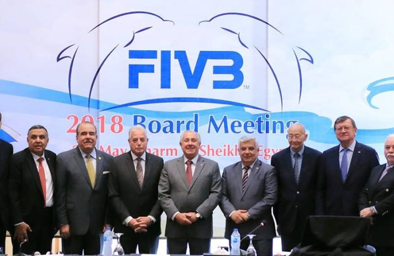 Volleyball: Egypt and Tunisia to host age group 2019 Worlds