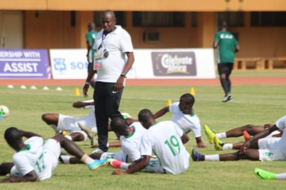 U17 AFCON: Nigeria's Golden Eaglets face Ghana in final