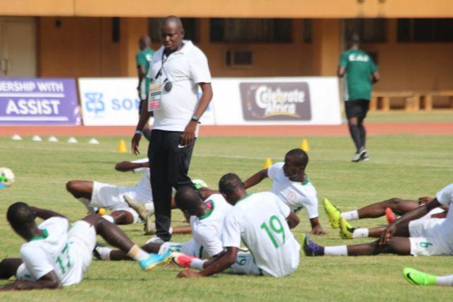 U17 AFCON: Nigeria's Golden Eaglets face Ghana in final