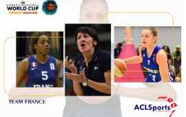 2018 FIBAWWC: France's Les Braqueuses arrive with hope
