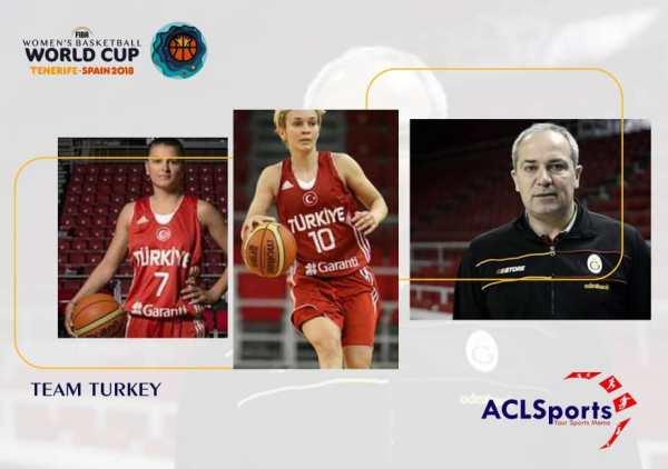 2018 FIBAWWC: Turkey's Basket Fairies on the rise
