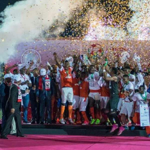 AITEO Cup Draws: Akwa to open title defence against rookies