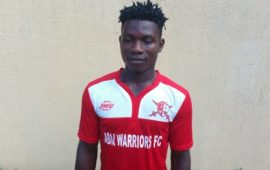Abia Warriors 'super sub' Okoro eyes victory over Rivers United