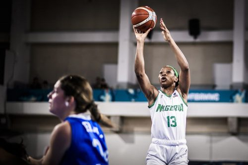 FIBAWWC 2018: Nigeria D'Tigress becomes first African team in last 8
