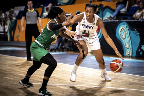 2018 FIBAWWC: D'Tigress lose first classification game
