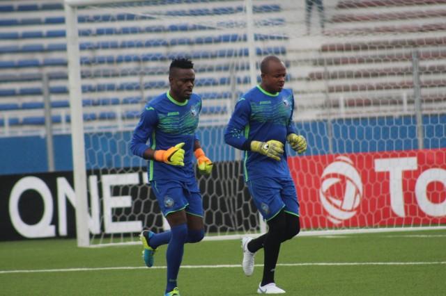 CAFCC: Enyimba's Afelokhai hopes to extend clean sheet streak