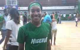 Ezinne Kalu leads D'Tigress past Raptors in warm-up game