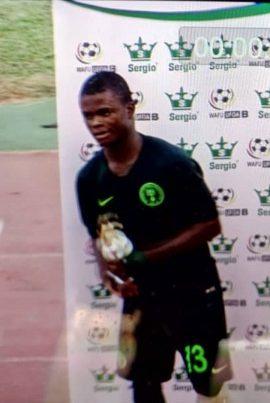 Golden Eaglets wallop Cote d'Ivoire to book semi-final spot
