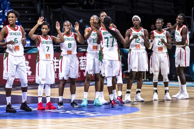 2018 FIBAWWC: Senegal make history with Latvia win