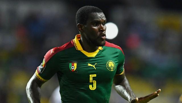 Cameroon coach Seedorf names Ngadjui as captain