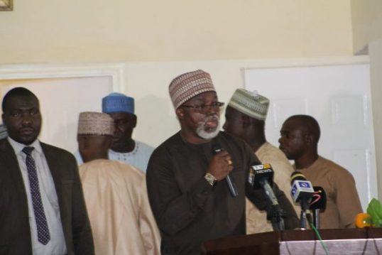 Pinnick: Relief grants to Nigerian clubs ready in two weeks