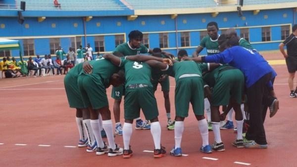 U20 Handball Nations Cup: Nigeria shock hosts Morocco