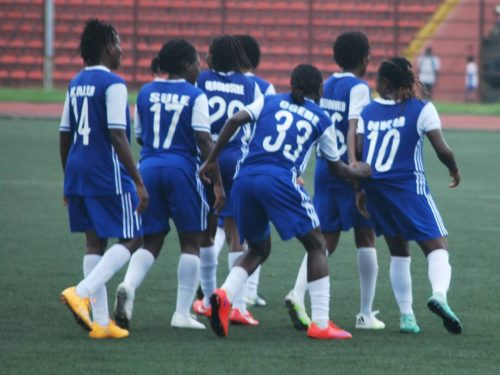 AITEO CUP: Rivers Angels begin cup defence with win