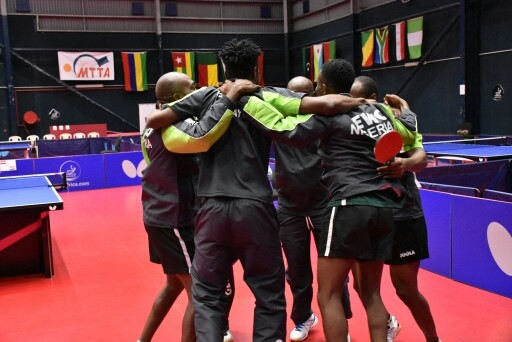 ITTF Africa: Nigeria and Egypt dominant in Mauritius