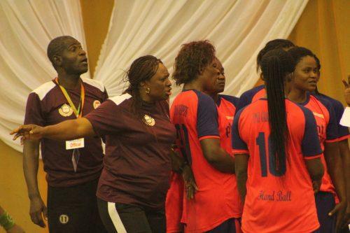 Ndudi, Uzor, 45 players to resume camp ahead of IHF Trophy