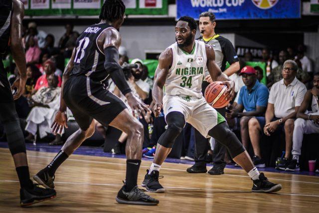 Ike Iroegbu leads D'Tigers to China 2019 FIBA World Cup