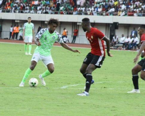 AiteoCAF Awards: Iwobi best Nigerian Player, 6th in Africa
