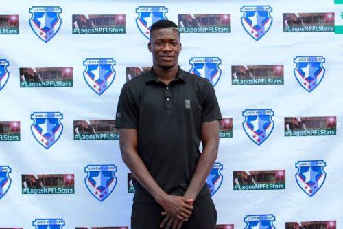 Lagos NPFL stars light up Agege Stadium