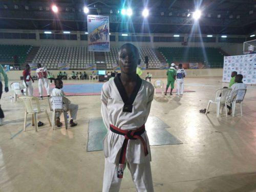 Taekwondo: It is not by height says KAC gold medallist, Agada