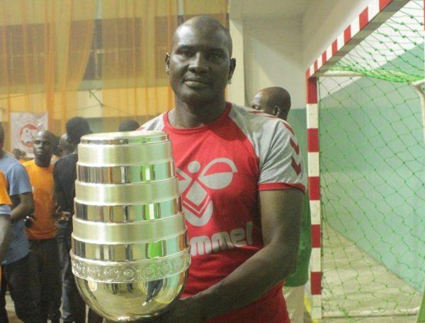 Handball League Champions Niger United resume training