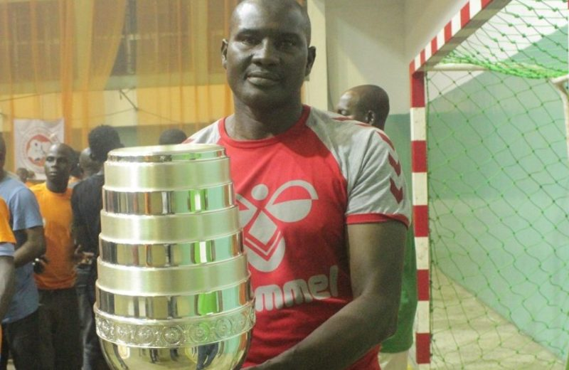 Handball League Champions Niger United resume training
