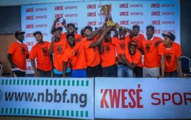 Basketball: KwesePBL 2018 final 8 dunks off in Kano