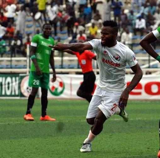 Rangers hero Uzochukwu tips Super Eagles for glory against Libya