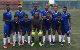 Edwin Okon: Rivers Angels too big to play unregistered players