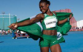 2018 YOG: Rosemary Chukwuma wins Nigeria's first medal