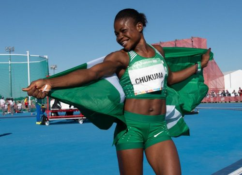 2018 YOG: Rosemary Chukwuma wins Nigeria's first medal