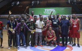 Basketball: CAMAC lift Total National Division 2 League