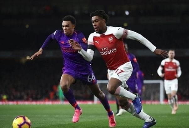 Unai Emery challenges 'ambitious' Alex Iwobi to do more
