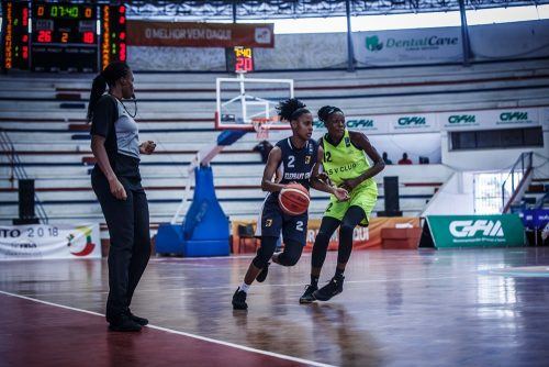 FIBAACCW: First Bank finish third with win over V-Club